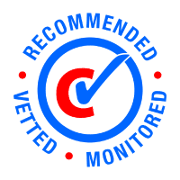 Charnock is Recommended, Vetted and Monitored